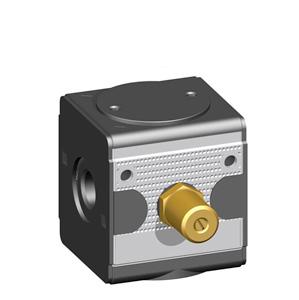 sopra-pneumatic.com - Débit : G1/4 = 2250 l/min Pression d'entrée : 2 à 16 bar Signal d'entrée : 24 V