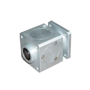 sopra-pneumatic.com - Diamètre : 20 à 125 mm Montage sur vérin cylindrique ISO 6432 et vérin ISO 15552 Blocage de sécurité statique par palettes en bronze