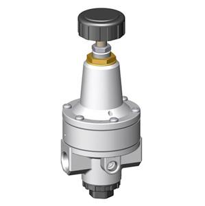 sopra-pneumatic.com - Débit : de 2200 à 6500 l/min Pression d'entrée : maxi. 16 bar Précision de régulation : 10mb By-Pass intégré Température du fluide : -35°C à +60°C