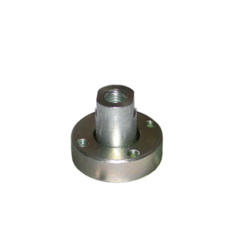 sopra-pneumatic.com - Compensateur d'alignement court Pour vérin compact VI Acier