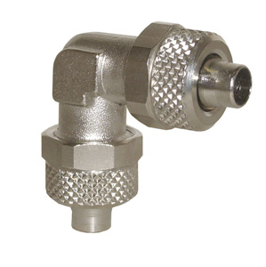 sopra-pneumatic.com - Coude Diamètre ext. tube : 5 - 6 - 8 - 10 - 12 mm