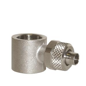 sopra-pneumatic.com - Banjo Montage avec MA.31 Diamètre ext. tube : 4 - 5 - 6 - 8 - 10 mm Raccord : M5 - 1/8 - 1/4 - 3/8