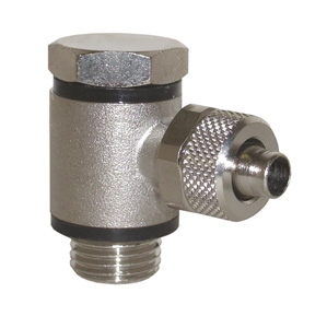 sopra-pneumatic.com - Coude Type de raccord : cylindrique Diamètre ext. tube : 4 - 6 - 8 - 10 - 12 mm Raccord : M5 - 1/8 - 1/4 - 3/8 - 1/2