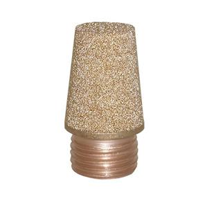 sopra-pneumatic.com - Silencieux bronze fritté Raccord : 1/8 - 1/4 - 3/8 – 1/2