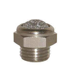 sopra-pneumatic.com - Silencieux fils acier inox Raccord : M5 - 1/8 - 1/4 - 3/8 - 1/2 - 3/4 – 1