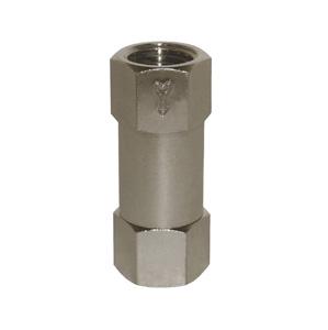 sopra-pneumatic.com - Clapet anti-retour taraudé Raccord : M5 - 1/8 - 1/4 - 3/8 – 1/2