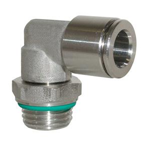 sopra-pneumatic.com - Coude mâle Type de raccord : cylindrique Orientable Diamètre ext. tube : 4 - 6 - 8 - 10 - 12 mm Raccord : M5 - 1/8 - 1/4 - 3/8 - 1/2