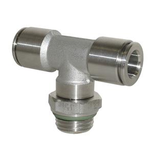 sopra-pneumatic.com - Coude mâle Type de raccord : cylindrique Orientable Diamètre ext. tube : 4 - 6 - 8 - 10 mm Raccord : M5 - 1/8 - 1/4 - 3/8