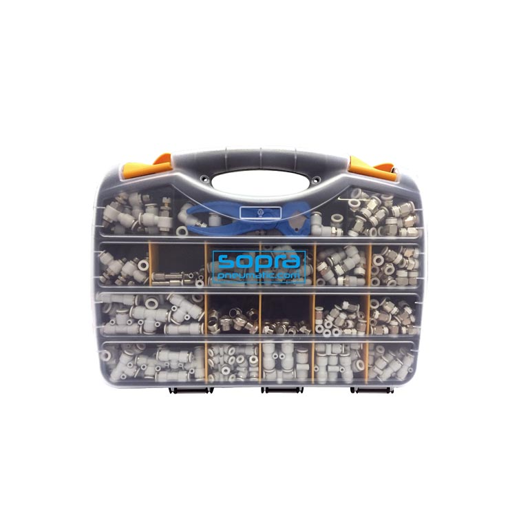 sopra-pneumatic.com - Plus de 350 raccords et adaptateurs