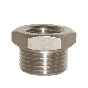 sopra-pneumatic.com - Réduction mâle/femelle Type de raccord : raccord cylindrique Raccord : M5 - 1/8 - 1/4 - 3/8 - 1/2 - 3/4 - 1