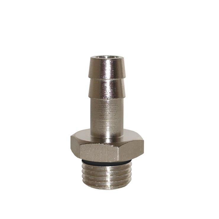 sopra-pneumatic.com - Douille cannelée Type de raccord : raccord cylindrique avec joint torique Diamètre de 6 à 25 mm Raccord : 1/8 - 1/4 - 3/8 - 1/2 - 3/4