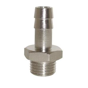 sopra-pneumatic.com - Douille cannelée Type de raccord : raccord cylindrique Diamètre de 3 à 25 mm Raccord : M5 - 1/8 - 1/4 - 3/8 - 1/2 - 3/4 - 1