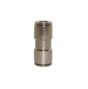 sopra-pneumatic.com - Union double Diamètre ext. tube : 4 - 6 - 8 - 10 mm