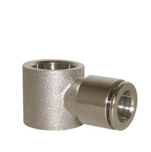 sopra-pneumatic.com - Banjo Diamètre ext. tube : 4 - 6 - 8 - 10 mm Raccord : M5 - 1/8 - 1/4 - 3/8