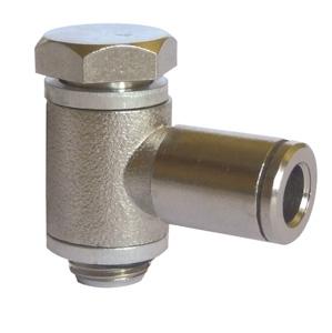 sopra-pneumatic.com - Coude Type de raccord : cylindrique Diamètre ext. tube : 4 - 6 - 8 - 10 - 12 mm Raccord : M5 - 1/8 - 1/4 - 3/8