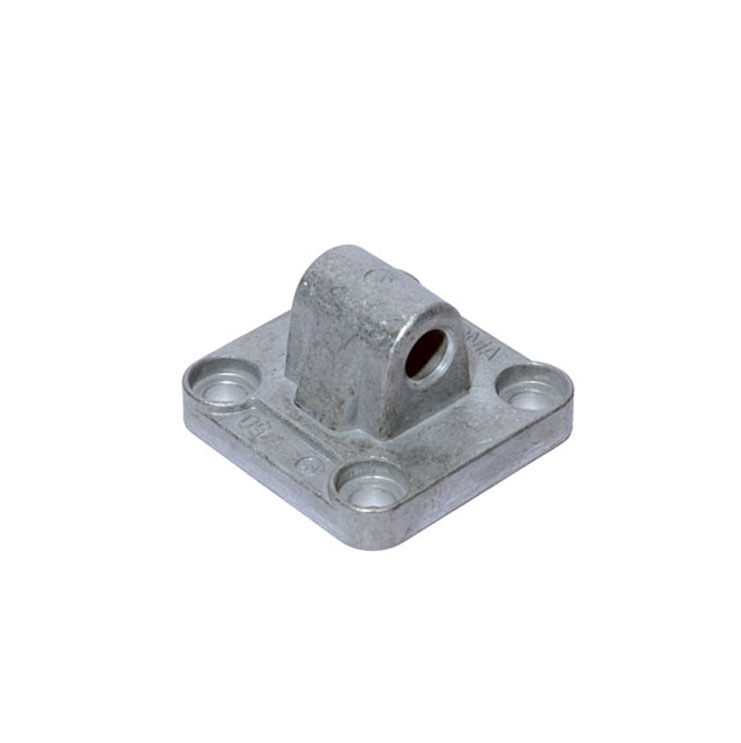 sopra-pneumatic.com - Chape arrière mâle MP4 pour vérin compact VI Aluminium - Inox ou Acier