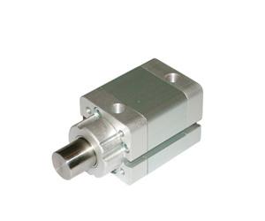 sopra-pneumatic.com - Profilé aluminium acceptant les charges radiales Diamètre : 20 à 80 mm Fonction : simple effet Course : 15 - 20 - 30 mm Tige sortie Entraxe conforme à la norme ISO Montage des capteurs F20** dans le profilé