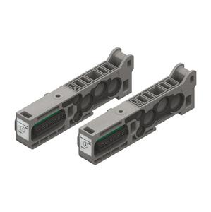 sopra-pneumatic.com - Embase modulaire Raccord pour tube Ø8 - Ø10 ou Ø12 mm Type : monostable ou bistable
