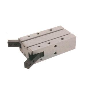 sopra-pneumatic.com - Diamètre : 10 à 25 mm Angle d'ouverture maxi. à 180° Fonction : double effet Montage du capteur F16 dans le profilé