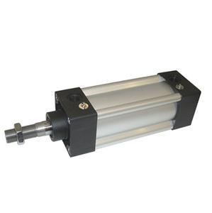 sopra-pneumatic.com - Conforme à norme CNOMO Diamètre : 32 à 200 mm Fonction : double effet Course : maxi. 3000 mm Montage des capteurs F20** sur le profilé