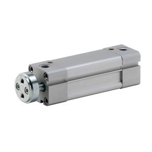 sopra-pneumatic.com - Entraxe de fixation conforme à la norme ISO 15552 Diamètre : 32 à 63 mm Fonction : double effet Course : maxi. 1000 mm Magnétique en standard Montage des capteurs F20** dans le profilé