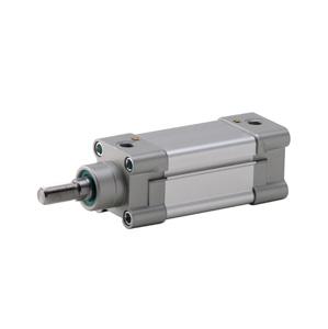 sopra-pneumatic.com - Conforme aux normes ISO 15552 - VDMA 24562 - NFE 49-003-1 Diamètre : 32 à 125 mm Fonction : double ou simple effet Course double effet : maxi. 3000 mm Course simple effet : maxi. 60 mm Magnétique en standard Montage des capteurs F20** dans le profilé