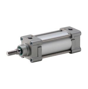 sopra-pneumatic.com - Conforme aux normes ISO 15552 - VDMA 24562 - NFE 49-003-1 Diamètre : 32 à 125 mm Fonction : double effet Course : maxi. 3000 mm Magnétique en standard Montage des capteurs F20** sur les tirants avec fixation.