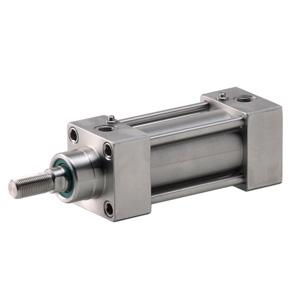sopra-pneumatic.com - Conforme à la norme ISO 15552 Fonction : double effet Diamètre : 32 à 200 mm Course : 1 à 2000 mm Magnétique en standard Montage des capteurs F20** sur les tirants avec fixation