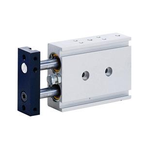 sopra-pneumatic.com - Diamètre : 10 à 80 mm Course de 10 à 100 mm Double effet Version : bagues en bronze fritté ou douilles à billes Détection de position